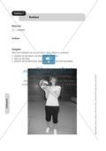 Stationenlernen zum Volleyball - Pritschen, Baggern und Partnerübungen Preview 7