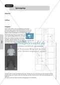 Stationentraining mit Übungen aus dem Tanzen. Mit Übungsanleitungen und Laufzettel. Preview 7