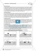 Die verschiedenen Schwimmarten kennenlernen und zuordnen Preview 1