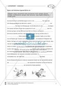 Arbeitsbögen zur Theorie und Geschichte der Leichtathletik für Sportunterricht im Klassenzimmer. Preview 2