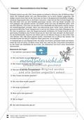 Volleyball: Sportunterricht im Kassenzimmer - Mit Arbeitsblättern in Quiz- und Testform zu theoretischen Fragen des Volleyballs. Preview 1