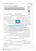 Volleyball: Sportunterricht im Kassenzimmer - Mit Arbeitsblättern in Quiz- und Testform zu theoretischen Fragen des Volleyballs. Preview 2