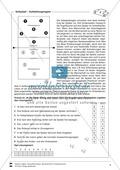 Volleyball: Sportunterricht im Kassenzimmer - Mit Arbeitsblättern in Quiz- und Testform zu theoretischen Fragen des Volleyballs. Preview 4
