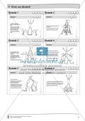 Akrobatikübungen mit Partner und mit einer Gruppe Preview 3