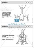 Akrobatikübungen mit Partner und mit einer Gruppe Preview 8