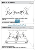 Fußgymnastik an Stationen trainieren. Mit Übungsanleitungen. Preview 8