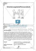 Orientierungsläufe und Parcoursläufe - sechs verschiedene Laufspiele zur Förderung der Orientierung, Schnelligkeit, Ausdauer Preview 2