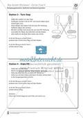Step Aerobic - Stationen zum Erlernen der Grundschritte Preview 3