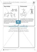 Akrobatik: 4er-Pyramiden in Form von Sehenswürdigkeiten Preview 3
