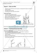 Trainingeinheit zum Handstand mit vier Stationen Preview 3