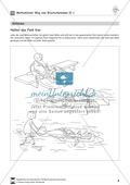 Brustschwimmen schrittweise lernen: Eine Unterrichtseinheit mit Teilübungen Preview 8