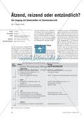 Der Umgang mit Gefahrstoffen im Chemieunterricht - die Gefahrstoffverordnung Thumbnail 0