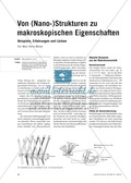Chemie, Chemiedidaktik, Physikalische Chemie, Allgemeine Chemie, Nanochemie, Chemische Reaktion, Katalysator