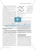 Struktur-Eigenschafts-Konzept - Chemische Zusammenhänge erschließen, verstehen und anwenden Preview 3