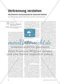 Verbrennung verstehen - Vom Phänomen zum Basiskonzept der chemischen Reaktion Preview 1