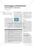 Chemie, Analytische Chemie, Organische Chemie, Trennverfahren, Chromatografie, Chromatographie