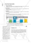 Blaue Farbstoffe in Lebensmitteln: Säure-Base-Eigenschaften und Redoxeigenschaften Preview 4