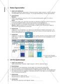 Blaue Farbstoffe in Lebensmitteln: Säure-Base-Eigenschaften und Redoxeigenschaften Preview 5