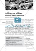 Lackieren und schützen - Korrosionsschutz am Beispiel der Autolackierung Preview 1