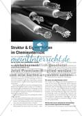Struktur & Eigenschaften im Chemieunterricht Preview 1