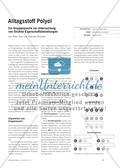 Alltagsstoff Polyol - Ein Gruppenpuzzle zur Untersuchung von Struktur-Eigenschaftsbeziehungen Preview 1