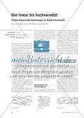 Von linear bis hochvernetzt - Struktur-Eigenschafts-Beziehungen am Beispiel Kunststoffe Preview 1