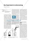 Lehrerzentrierter Unterricht - Das Demonstrationsexperiment im forschend-entwickelnden Unterricht am Beispiel Wasserreinigung Thumbnail 0