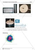Chromatografie von Filzstiften - Auftrennung der Farben auf einem Papierrundfilter Preview 4