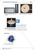 Chromatografie von Filzstiften - Auftrennung der Farben auf einem Papierrundfilter Preview 7