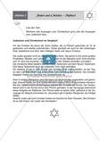 Das Judentum an Stationen kennen und verstehen lernen Preview 6