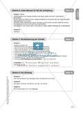 Schöpfung: Der Ruhetag. Arbeitsmaterial mit Erläuterungen Preview 2