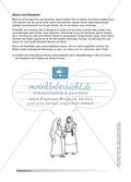 Unterrichtsideen zum Thema Empfängnis von Maria Preview 6