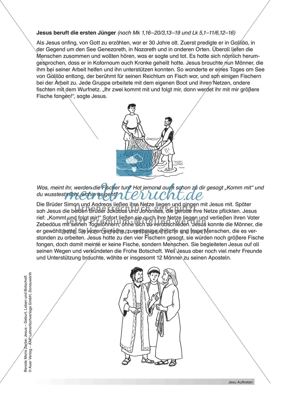 Nett Malvorlagen Von Jesus Heilen Die Kranken Ideen - Entry Level ...