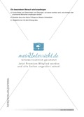 Jesus: Unterrichtsvorschlag zum Thema Palmsonntag + Lehrerinformation + Arbeitsblätter Thumbnail 4
