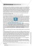 Jesus: Die Jünger von Emmaus + Lehrerinformation + Unterrrichtsideen Preview 1