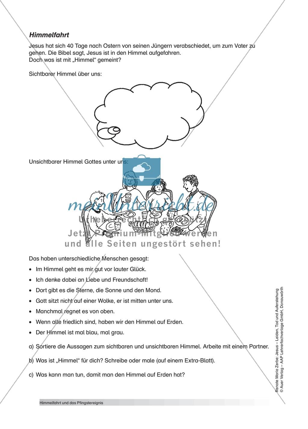 Unterrichtsvorschlag zum Thema
