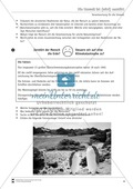 Verantwortung für die Umwelt: Naturkatastrophen - was wir aus ihnen lernen können - Arbeitsblätter Preview 2