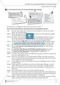 Verantwortung für die Umwelt: Die Verantwortung der Gesellschaft - Arbeitsblätter Preview 1