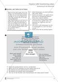 Verantwortung für Mitmenschen: Fehler in der Verantwortung verzeihen - Arbeitsblätter Preview 2