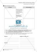 Verantwortung für Mitmenschen: Fehler in der Verantwortung verzeihen - Arbeitsblätter Preview 3