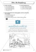 Die Schöpfung: Fragebogen zum Wissensstand der Schüler Preview 3
