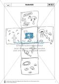 Von Palmsonntag bis Karfreitag - Bodenbild mit Erzählung + Lied Preview 1