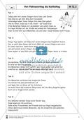 Von Palmsonntag bis Karfreitag - Bodenbild mit Erzählung + Lied Thumbnail 1