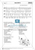 Von Palmsonntag bis Karfreitag - Bodenbild mit Erzählung + Lied Thumbnail 2