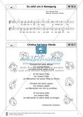 Ostern - Bodenbild mit Erzählung + Lied Preview 4