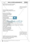 Material für die Passions- und Ostergeschichte - Bodenbilder, Erzählungen, Lieder Preview 5