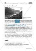 Erdkunde, Naturbedingungen und -ereignisse, Landschaftsformen und -prozesse, Ökosysteme, Geologie, Gletscher, Gebirge