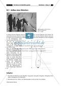 Entstehung + Aufbau eines Gletschers kennen lernen: Arbeitsblätter und Aufträge Preview 2