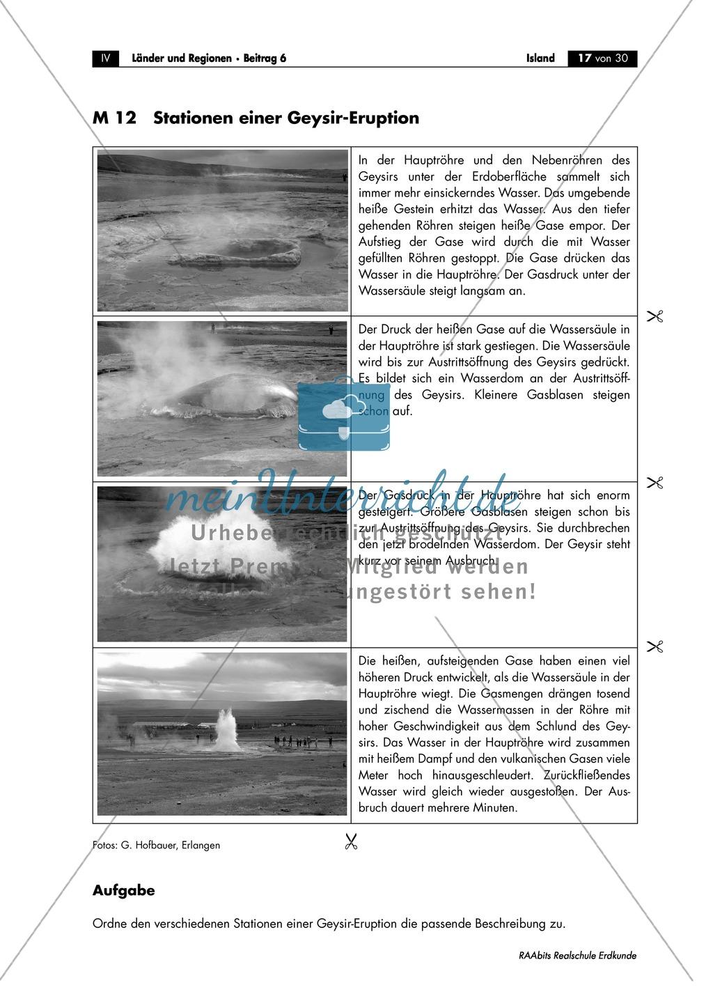 Island - die Vulkaninsel: Heiße Quellen und Geysire Preview 2