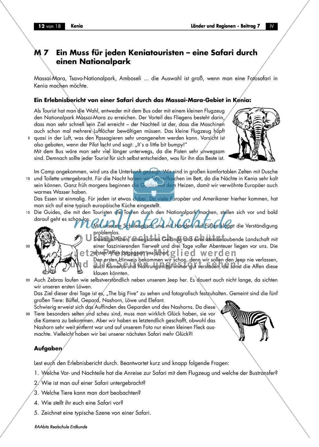 Kenia: Reiseplanung und -vorbereitung Preview 2